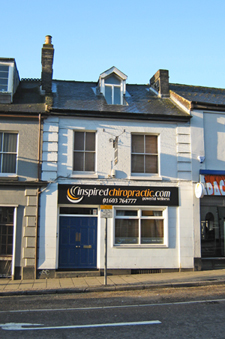 Located at 29 Prince Of Wales Road in Norwich