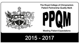 The College of Chiropractors Patient Partnership Quality Mark 2015 - 2017