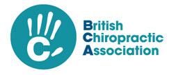 British Cchiropractic Association Logo