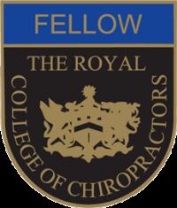 Royal College of Chiropractors - Fellow