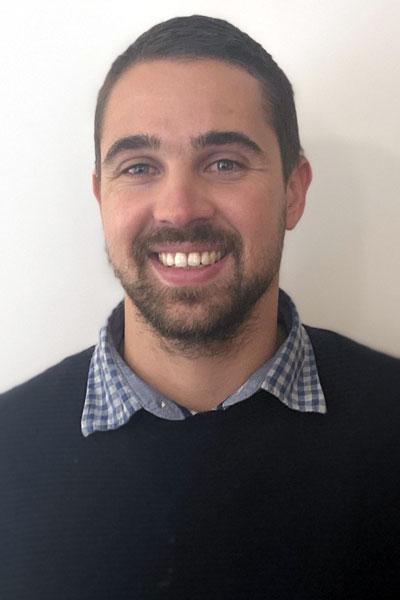 Chiropractor Ashford, James Parker