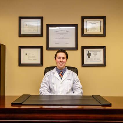 Chiropractor Oakdale, Dr. Berg