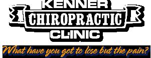 Kenner Chiropractic logo - Home