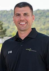 Dr. Aaron Ornburn, Sports Physician