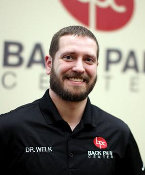 Wentzville Chiropractor Dr. Aaron Welk