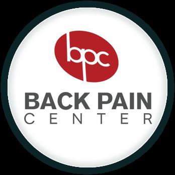 Back Pain Center logo - Home