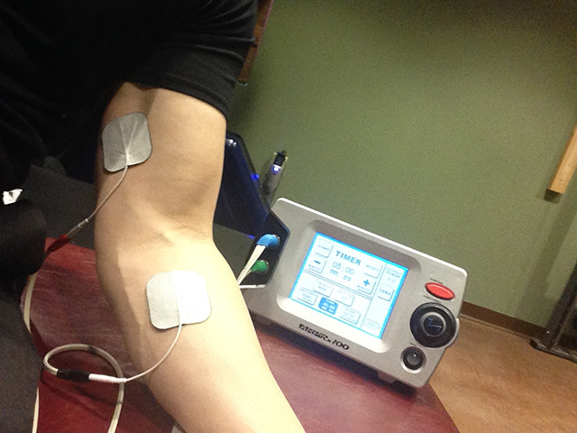 ARPwave Therapy Photo