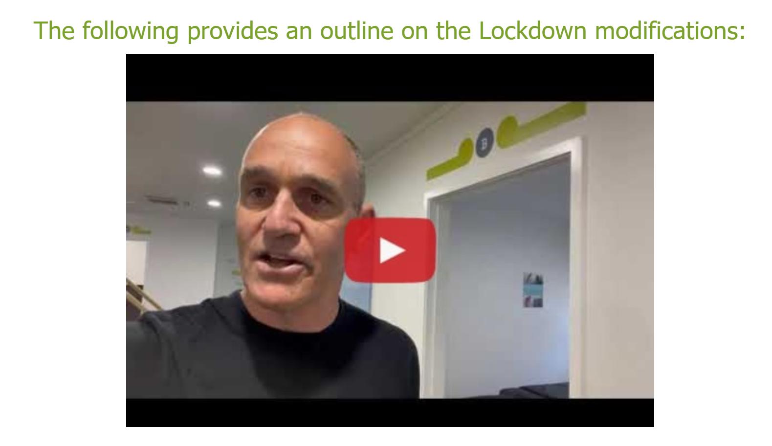 lockdown AHC