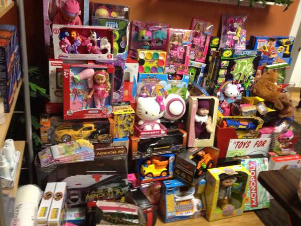Dec 2013 Toy Drive