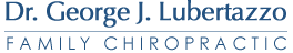 George J. Lubertazzo Family Chiropractic logo - Home