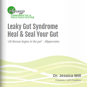 Leaky Gut Syndrome Book Cover