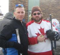 Ball Hockey at {PRACTICE NAME} in Thunder Bay