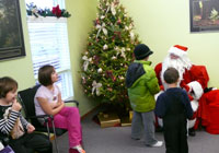 Christmas at {PRACTICE NAME} in Thunder Bay