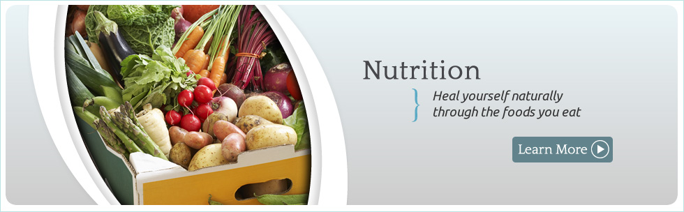 Nutritional Counseling at The Intention Wellness Center