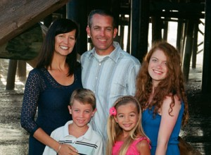 Dr. Jay Weber, D.C. and Family
