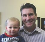 Portrait of chiropractor in Buckley, Dr. Daniel McNabb