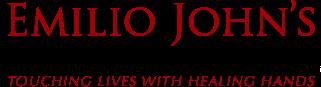 Emilio John's Chiropractic logo - Home