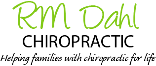 RM Dahl Chiropractic logo - Home