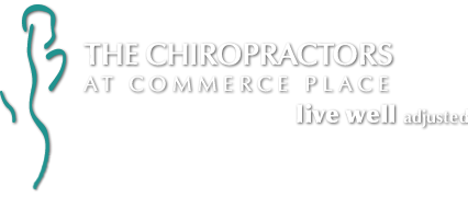 The Chiropractors at Commerce Place logo - Home