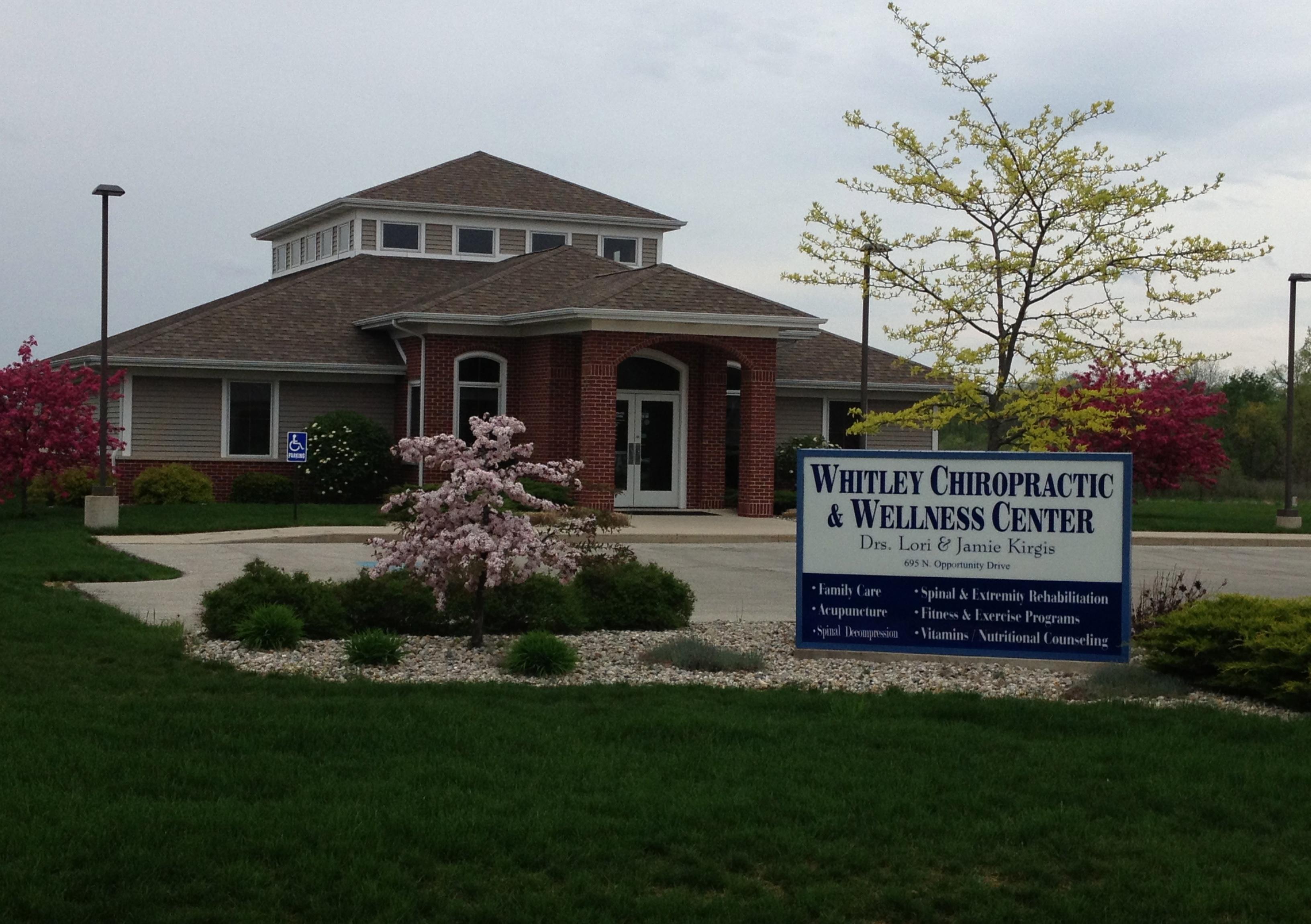 Whitley Chiropractic Wellness Center in Columbia CityIN