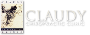 Claudy Chiropractic Clinic logo - Home