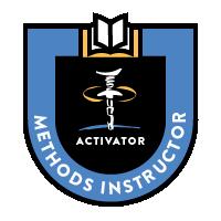 Activator Methods Instructor