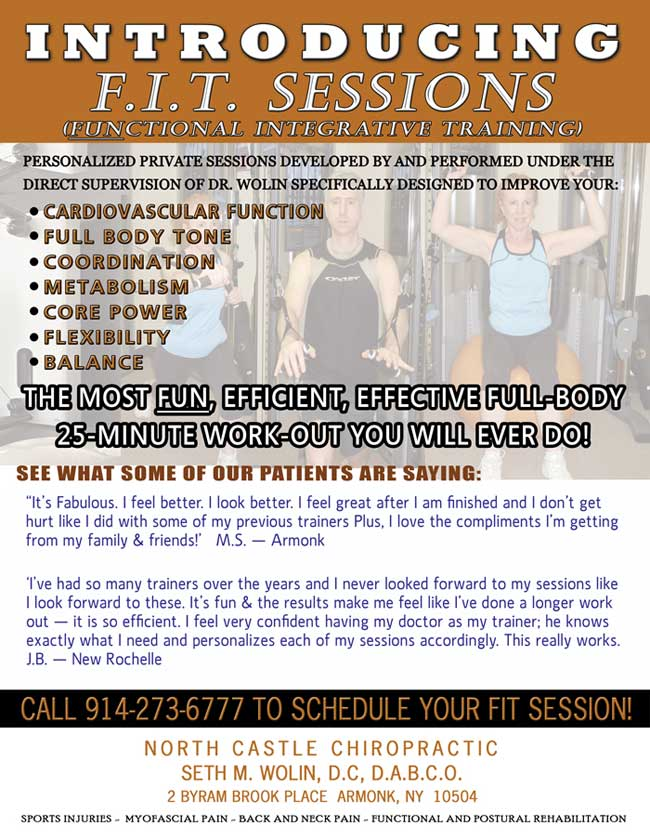 Fit Sessions