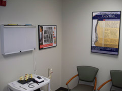 The second visit will consist of the doctor going over your x-rays (if taken) and discussing your treatment plan.