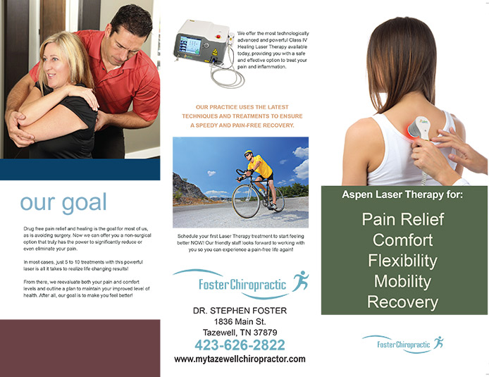 Foster Chiropractic Laser Therapy Information