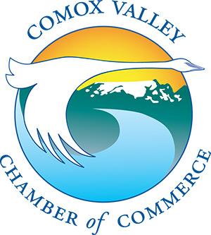 Comox Valley Chamber of Commerce logo