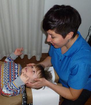 Lachine Chiropractic adjustment