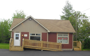 We are conveniently located on Elmwood Drive in Moncton