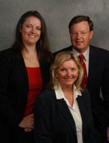 Dr. Kristen Welsh, Dr. Claire Welsh, and Dr. Steven Welsh
