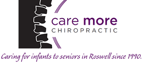 Care More Chiropractic logo - Home