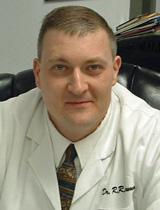 Ironton chiropractor, Dr. Randall Krumm
