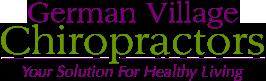 German Village Chiropractors logo - Home