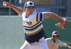 Poly Prep Pitcher, Nicholas Storz commits to LSU.