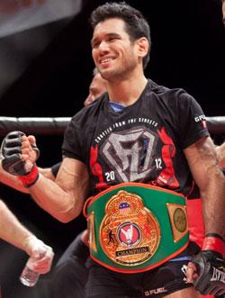 Philip Nover, Lightweight Champion