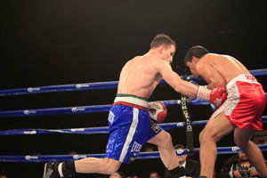 Lo Greco boxing Cabos