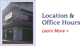 Location & Office Hours
