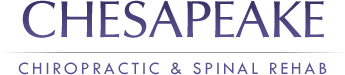 Chesapeake Chiropractic and Spinal Rehab logo - Home