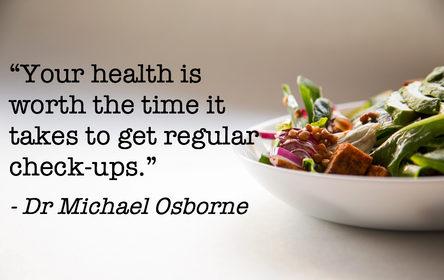 Dr Michael quote