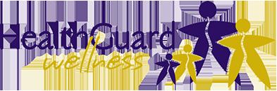 HealthGuard Wellness logo - Home