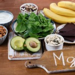Don't forget about food sources of Magnesium!