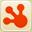 Hotfrog social button