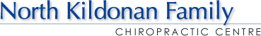 North Kildonan Family Chiropractic Centre logo - Home