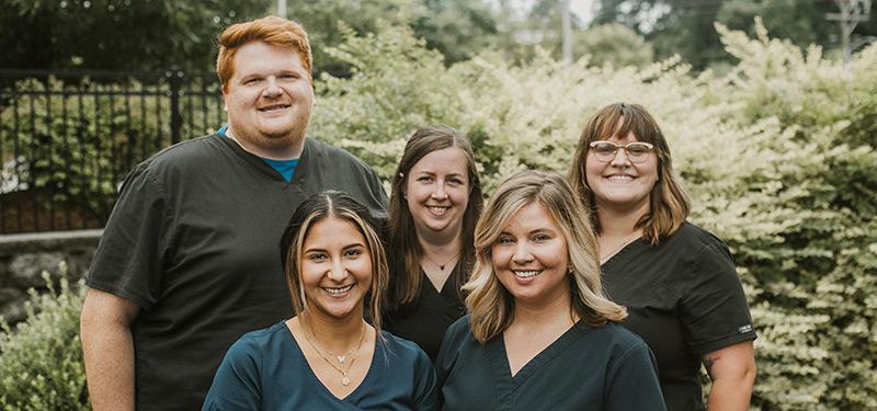 2021 staff group photo