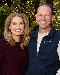 Dr. Weaver and his wife