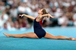 Sports Injuries - gymnastics