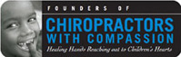 Chiropractors with compassion banner
